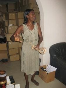 Matilda from Matamiss Entreprise Ghana
