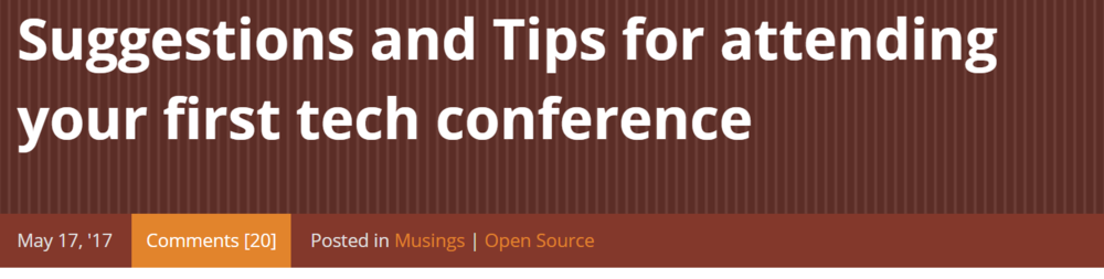 shanselman-conference-tips