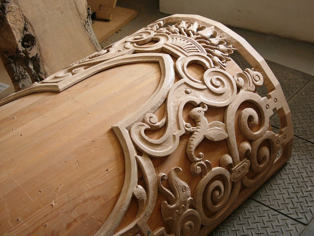 Organ Canopy