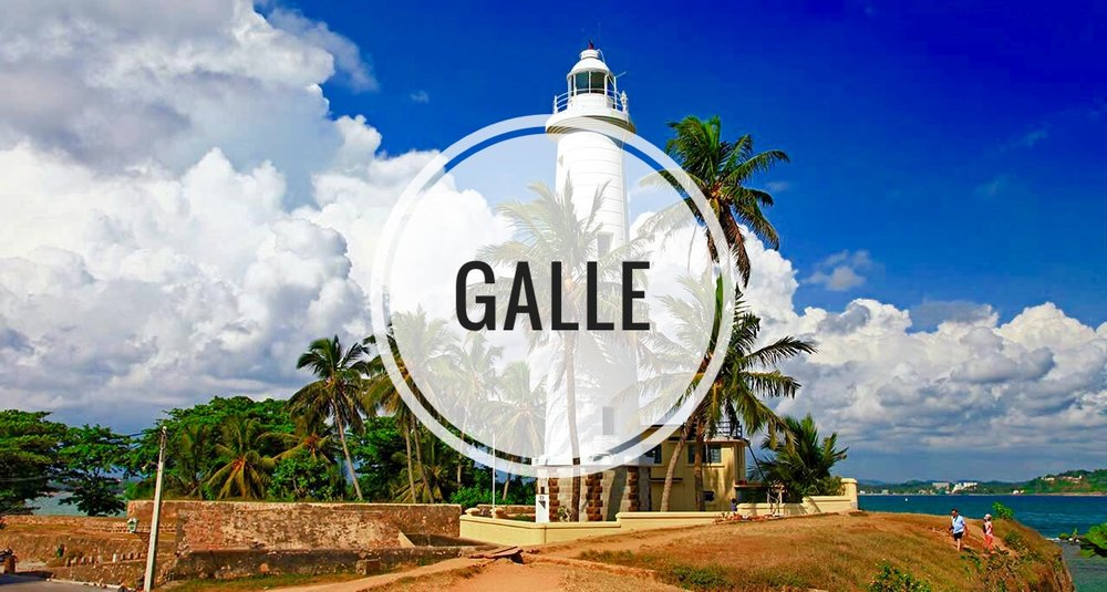 galle city tour