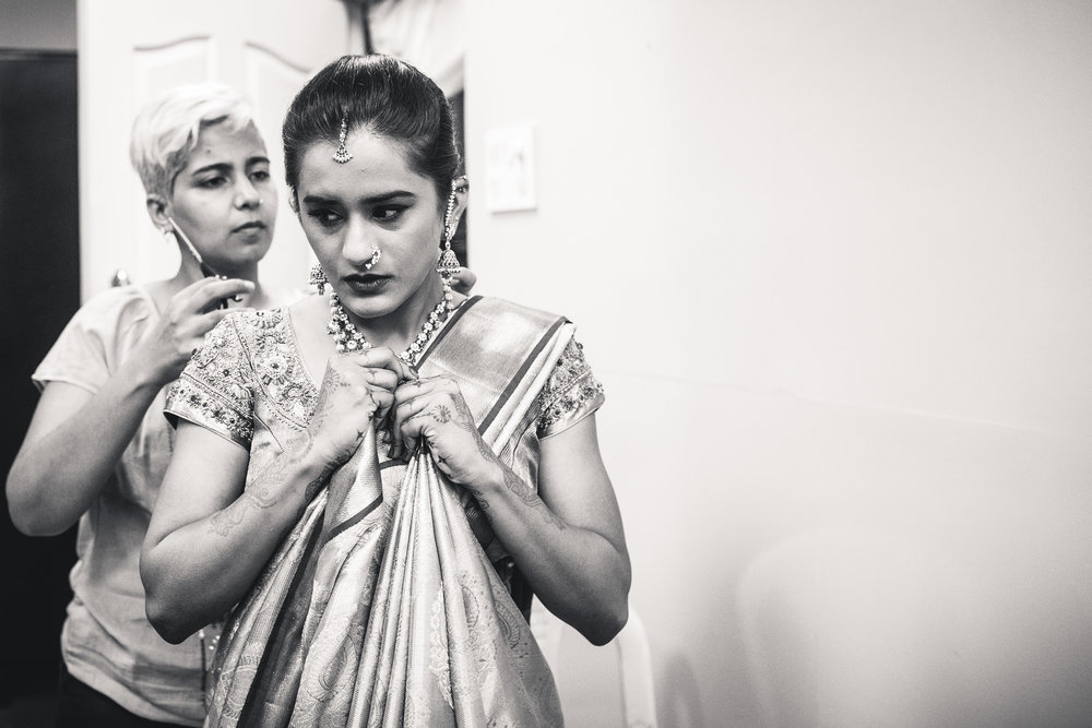 Fear of Candid Wedding Photography