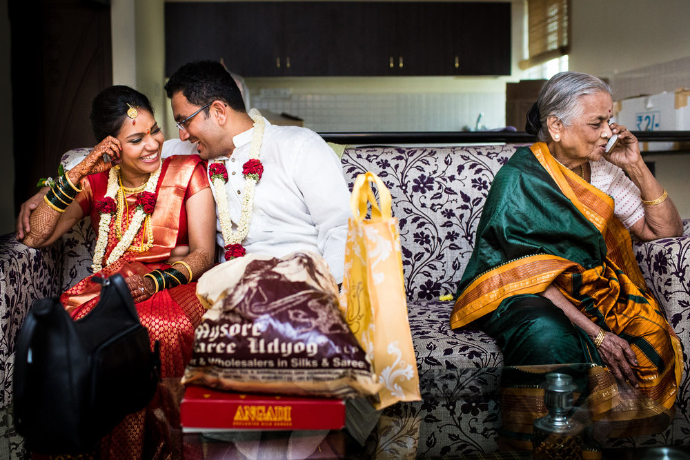 CANDID WEDDING PHOTOGRAPHY PORTFOLIO →