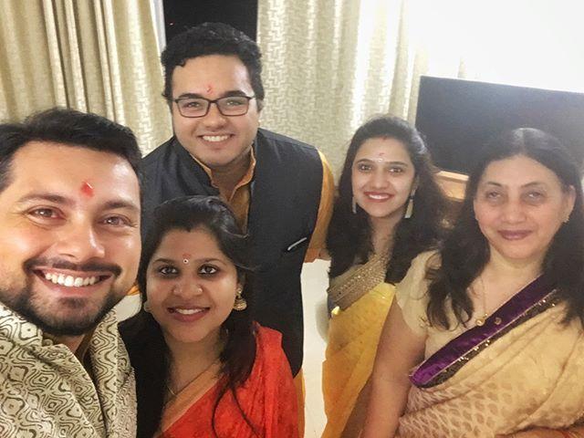 Diwali 2017  #FestivalOfLights #Diwali #FamilyTime