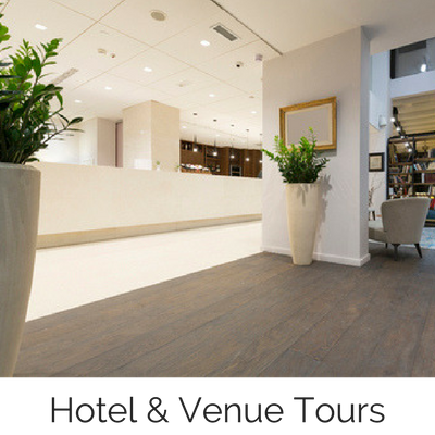 Venue Virtual Tours and Hotel Virtual Tours