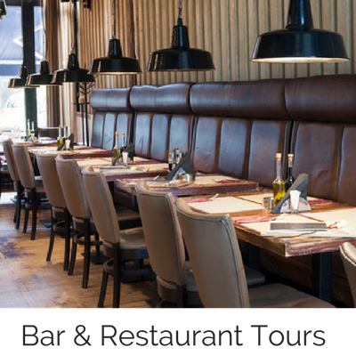 Restaurant Virtual Tours and Bar Virtual Tours
