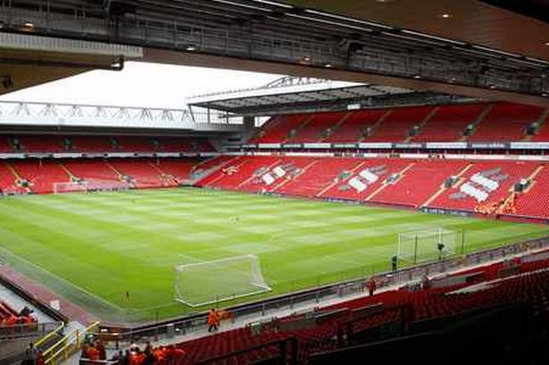 Take the anfield 360 video tour