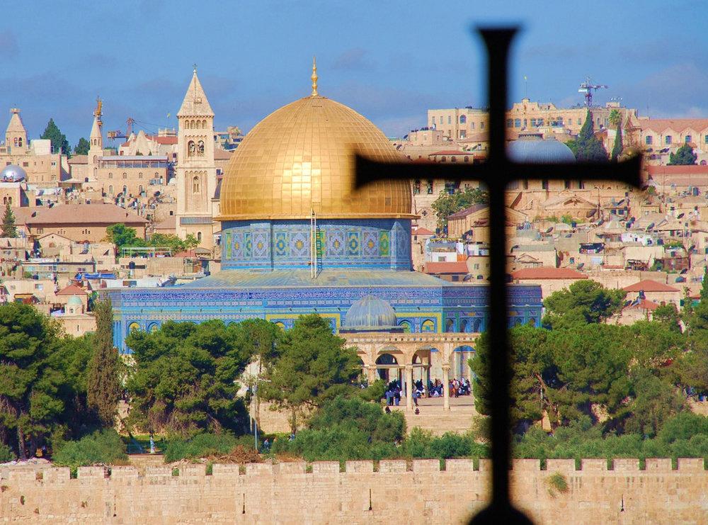 Tour jerusalem with this virtual jerusalem tour