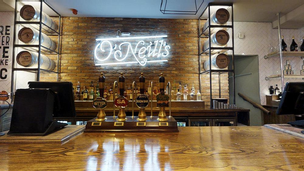 Bar & Restaurant Tours