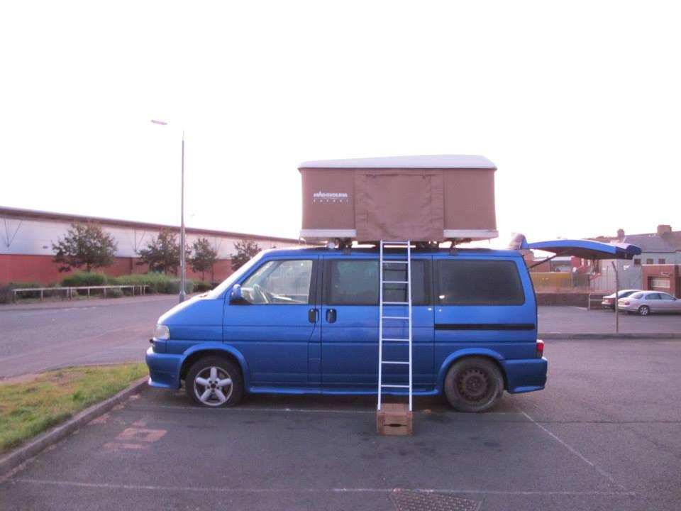 Troon Tyre Service, Scotland