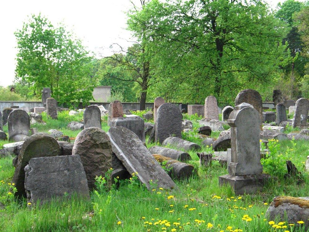 Bialystok Jewish Graveyard