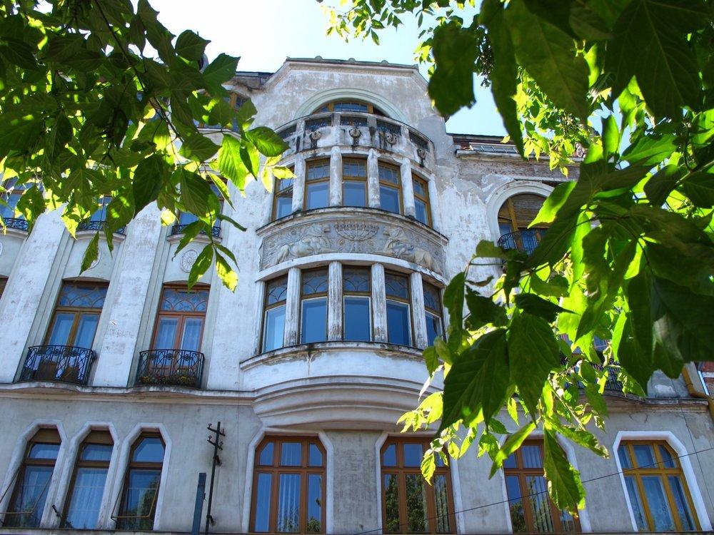 The Ullmann Palace, Oradea
