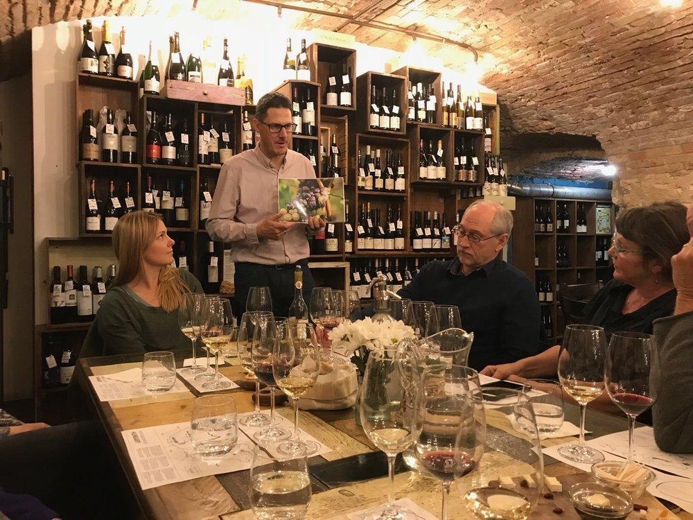 Wine lessons