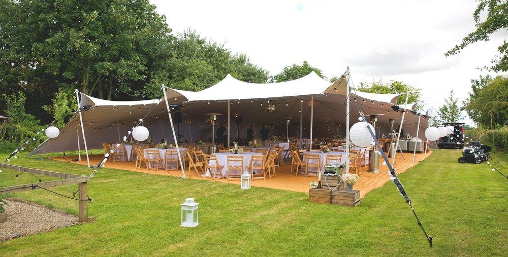 UK Wedding Stretch Tent Hire & UK Wedding Stretch Tent Hire u2014 WOOST