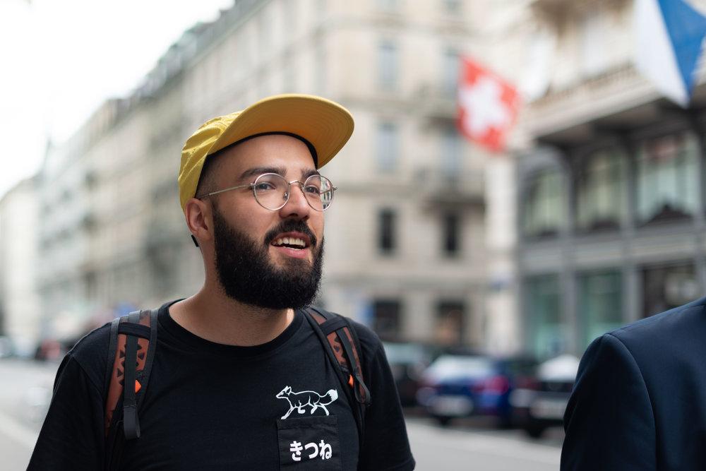 Patrício André - 7 Jahre UX BeobachtungDie Prospektive ist bei primitive in jeden Ablauf und in die Beziehungen mit unseren Kunden integriert.