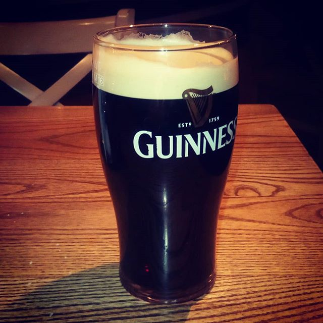 Happy paddies day to all 0 of my Irish friends 😊. #guinness #fartooexpensive #stpatricksday