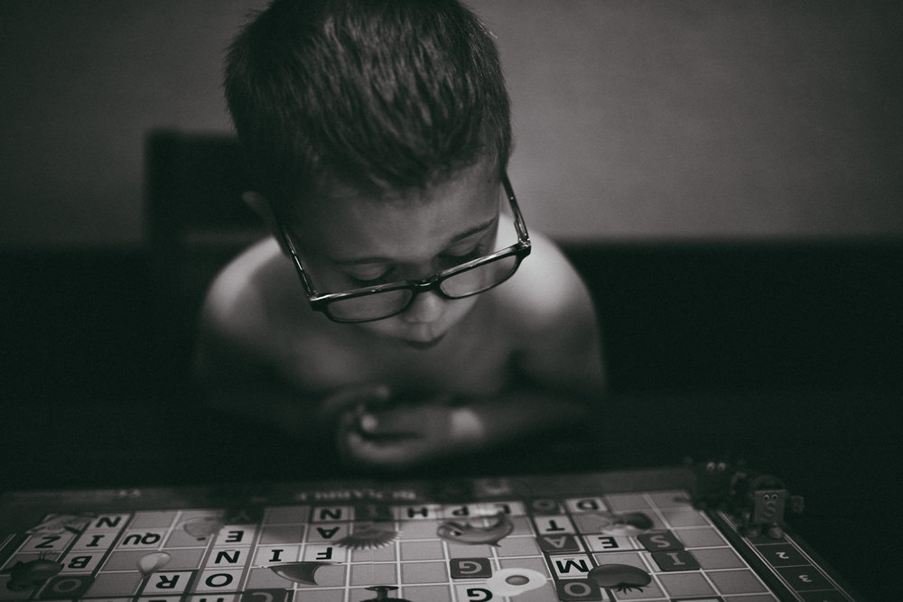 Scrabble Night | April 27, 2017