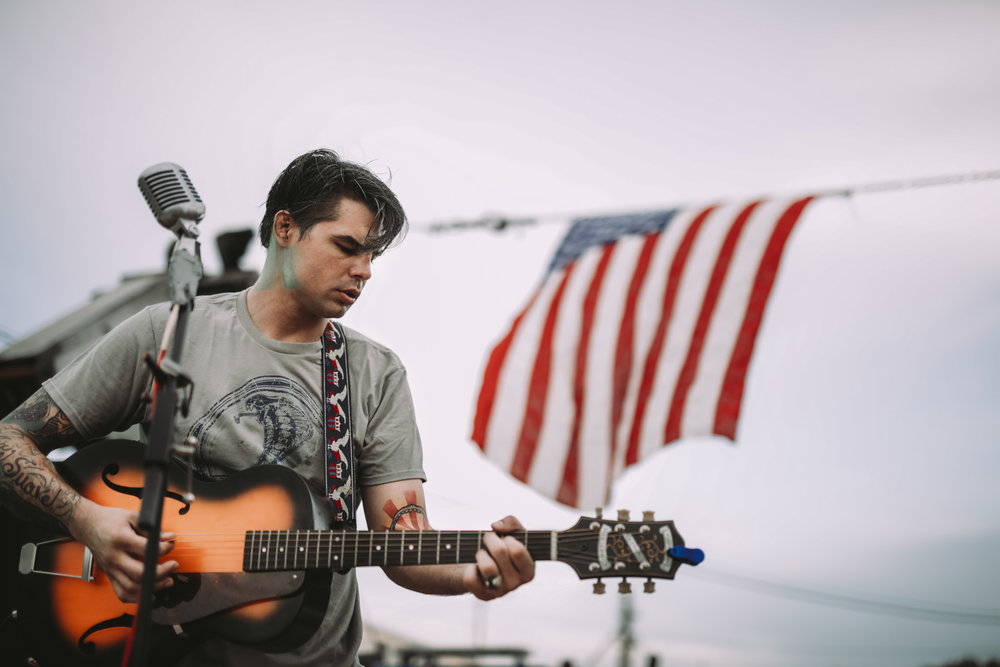 Memorial Day Concert | Giblet Head | Chris Spicer | Whitney, TX
