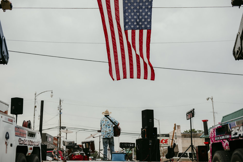 Memorial Day Concert | Darwynn Nail | Whitney, TX