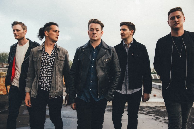 Deaf Havana's new album is set for release on January 27th 2017.