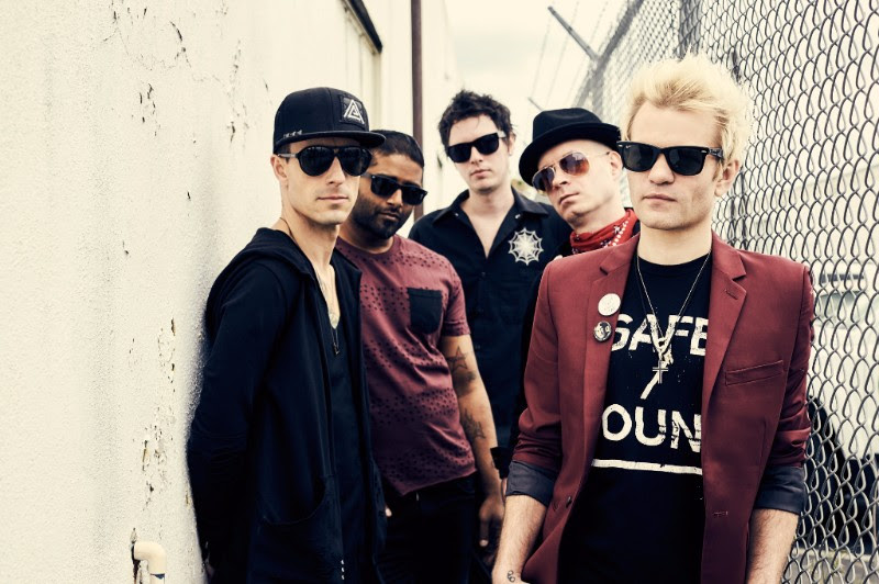 Sum 41's new album comes out on October 7th.