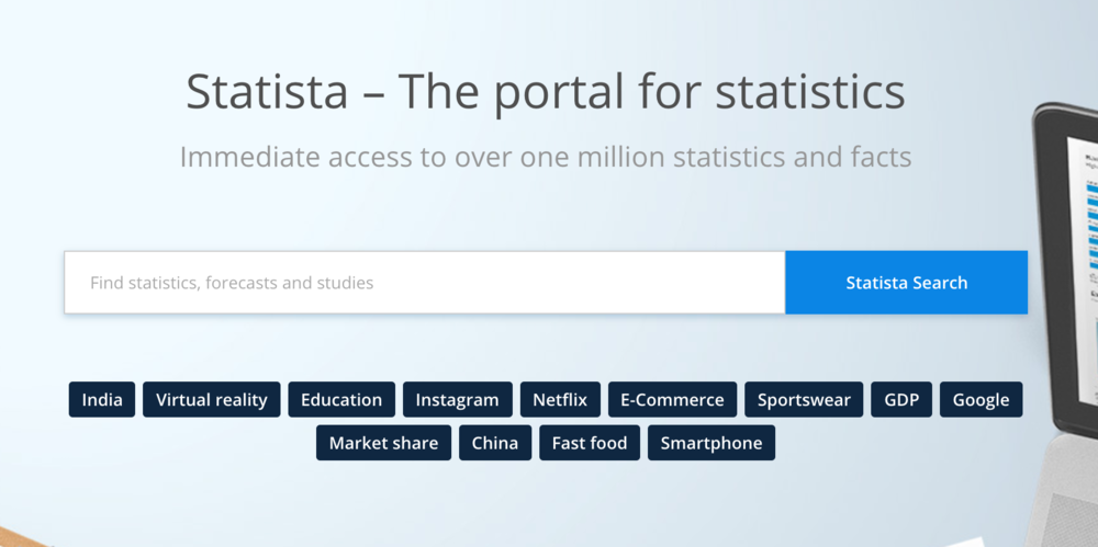 The Portal for Statistics