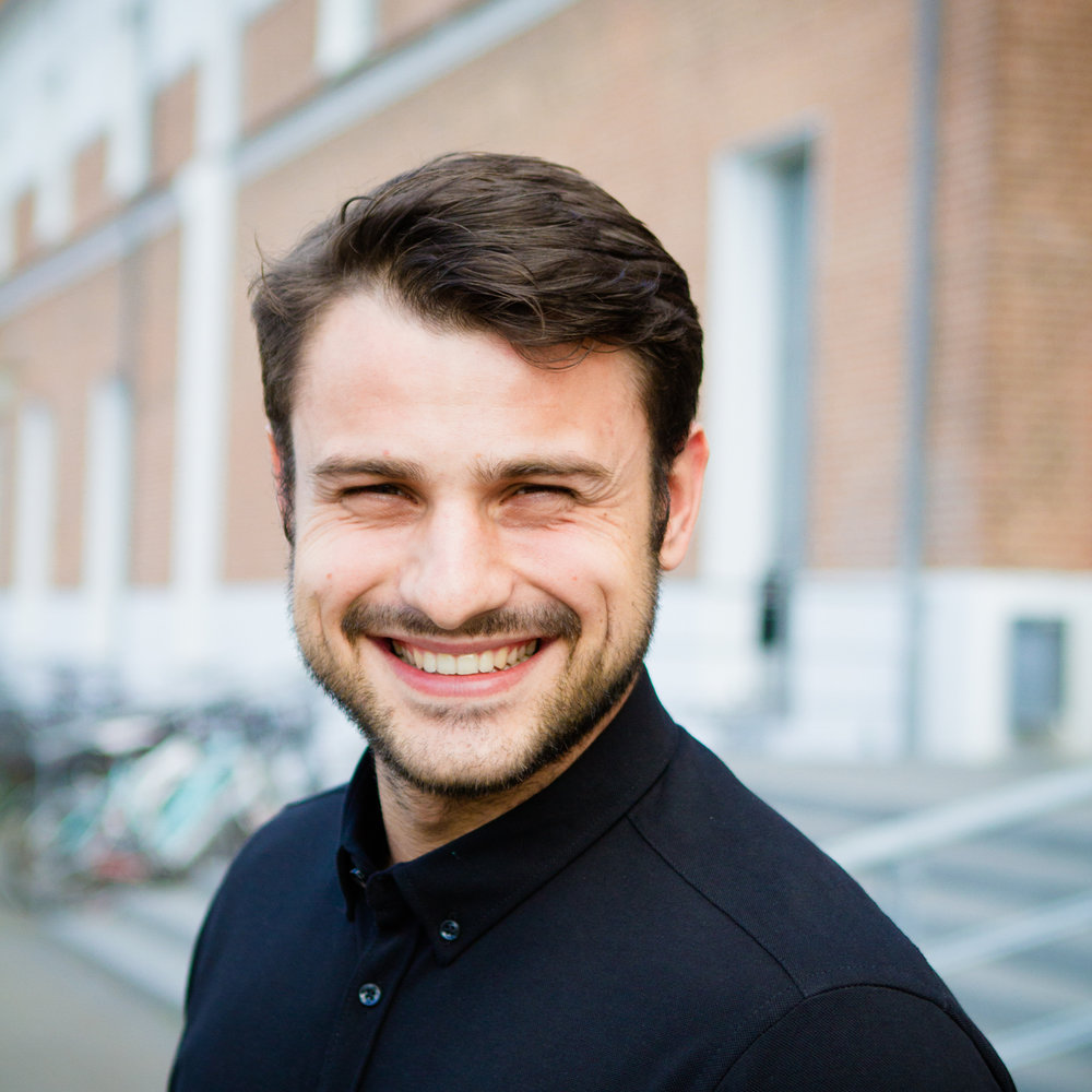 Dan-VladCobasneanu - Co founder I'm 26 I have a background in law and innovation and entrepreneurship. Currently I'm working in a software as a service company as Customer Success Manager.