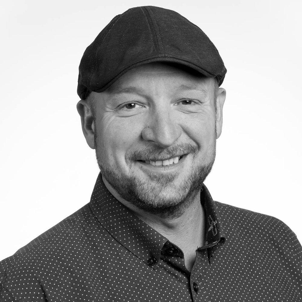Flemming Dybbøl Managing Director at Godsbanen.