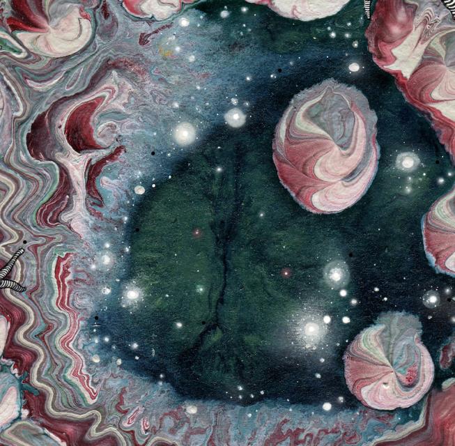 New World 194# - Fine art print by Joanna Jensen AARHUSMAKERS