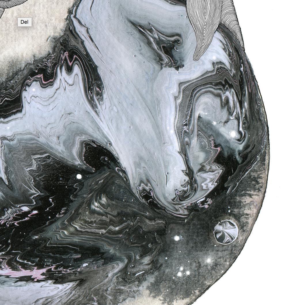 New World #204 - Fine art print by Joanna Jensen AARHUSMAKERS