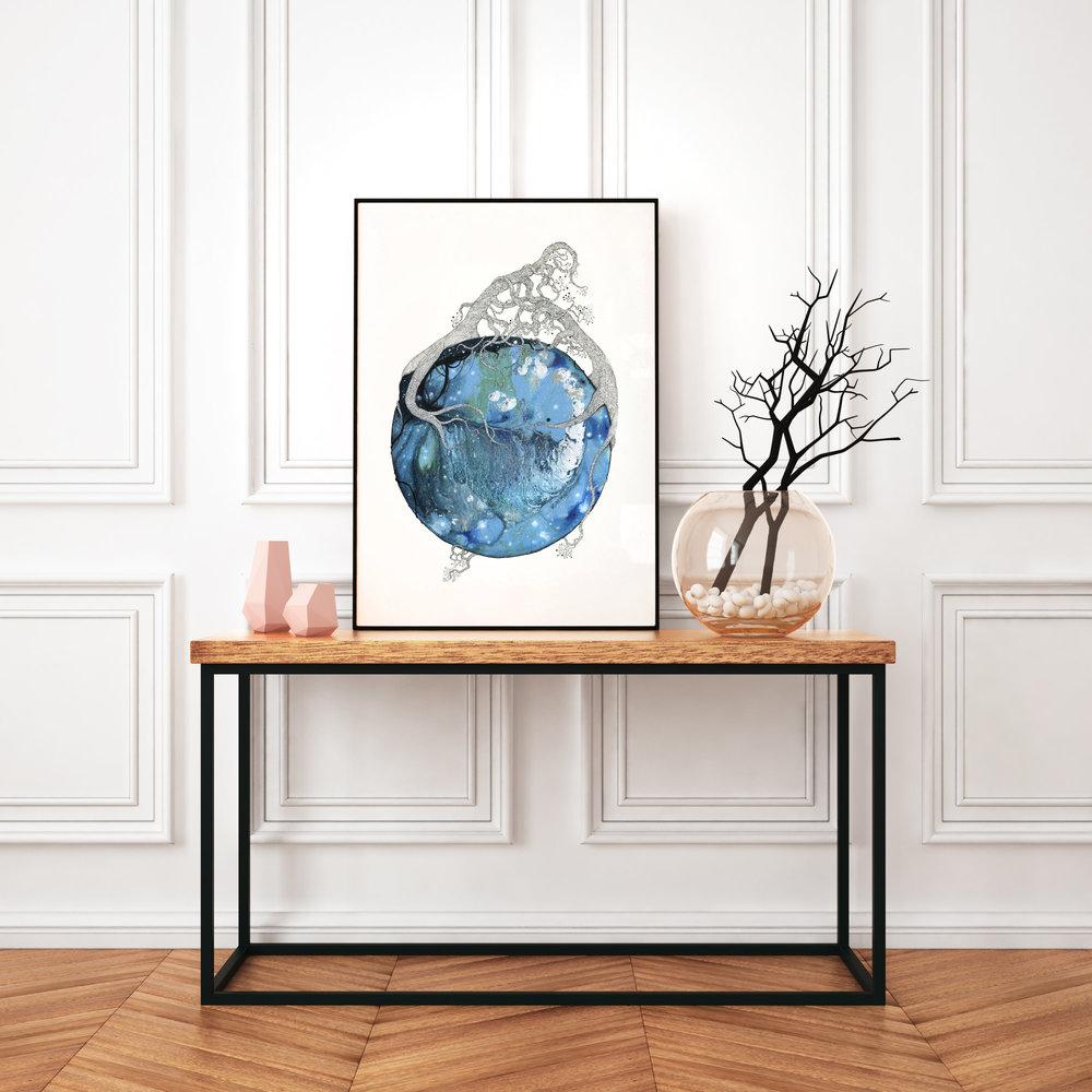 Made For You - Fine art print by Joanna Jensen AARHUSMAKERS