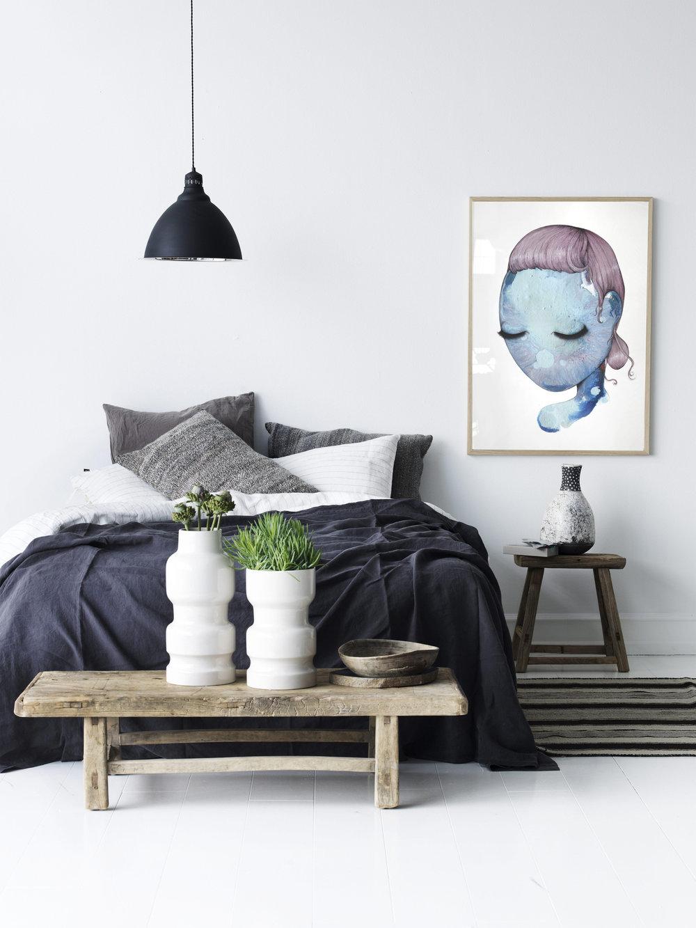Infrasonic - Fine art print by Joanna Jensen AARHUSMAKERS