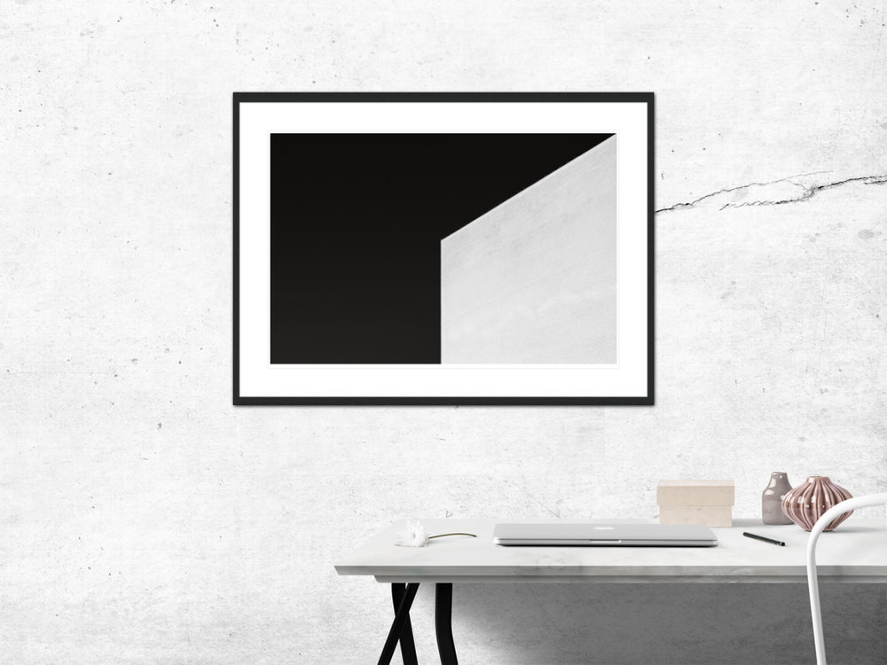 〆Juxtaposition - Limited edition photography print by Juanjo Keena〆 AARHUSMAKERS