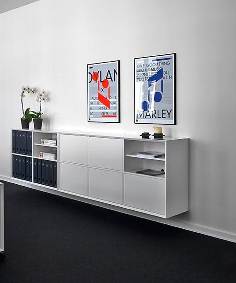 MARLEY BLUE- Limited edition handmade poster by Torben Buus — AARHUSMAKERS