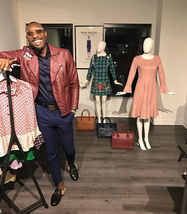 Wow !! Thank you so much for all of you that came and shopped the #samplesale . I enjoyed talking with everyone and spending the evening with you all. Day 2 is tomorrow. RSVP to info@shoprondavid.com 🎀💕. #dcfashion #dcstyle #boutique #luxury #mensfashion #menstyle #style #fashion #ootd
