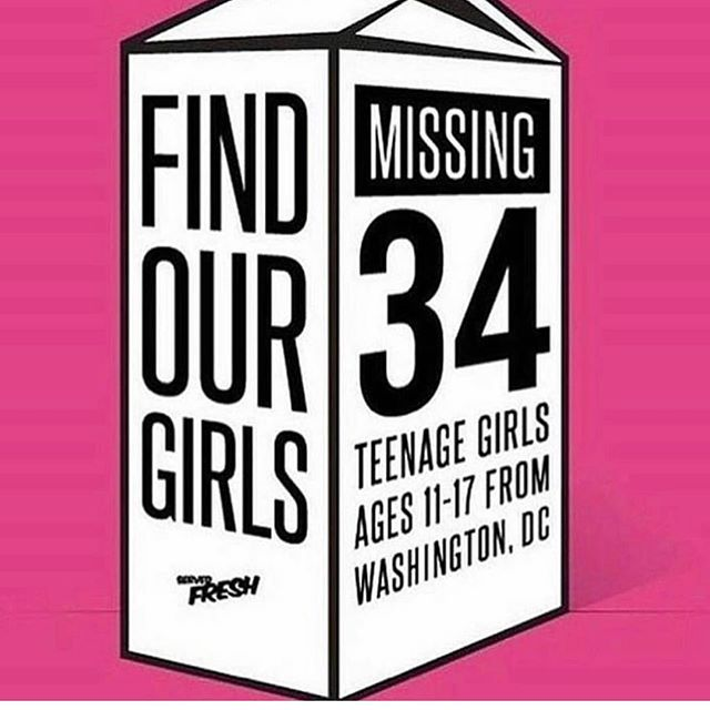 #Praying for the safe return of the missing children here in Washington, DC #praying #safereturn #missinggirls #bringbackourgirls