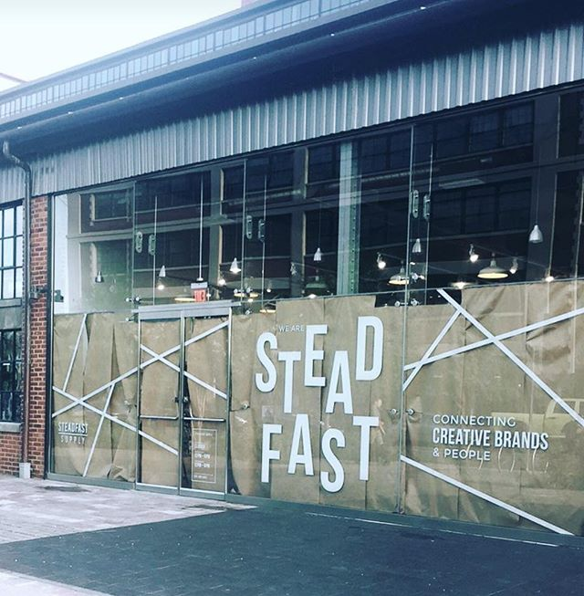 Today is opening day! Shop our summer collection and one-of-a-kind items at @steadfastsupplydc !! #dcstyle #dcfashion #womenswear #theyardsdc #navyyarddc #steadfastsupplydc