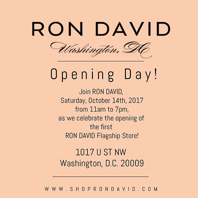 Tomorrow is the big day!! Join us as we celebrate the opening of our first flagship store!! #issacelebration 🎈🍾 #storeopening #dcfashion #ustreet #dcstyle #shawdc #fashionislife  cc: @washingtonpost @dcmagazine @dcitystyle @dcfashionfdn @fashionwashington @cfae_dc