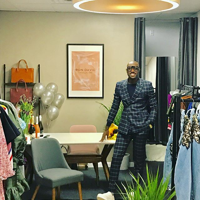 Opening weekend was AMAZING!! Thank you to every client and friend that explored the fall collection with us! U street has a new Fashion house and it's RON DAVID!! #dc #dcstyle #dcfashion #womensfashion #womensclothing #retailtherapy #Ustreet #shawdc #shawdcliving