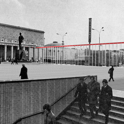 Triumphalnaya square