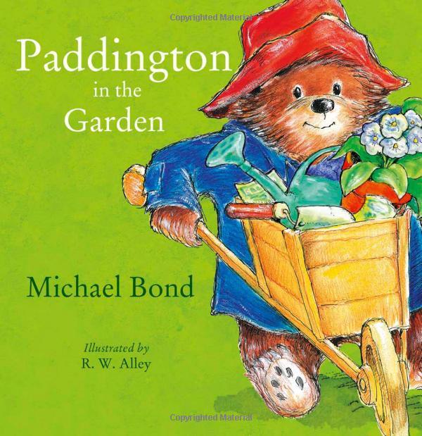 Paddington in the Garden