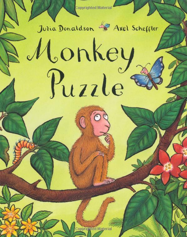 Monkey Puzzle Big Book