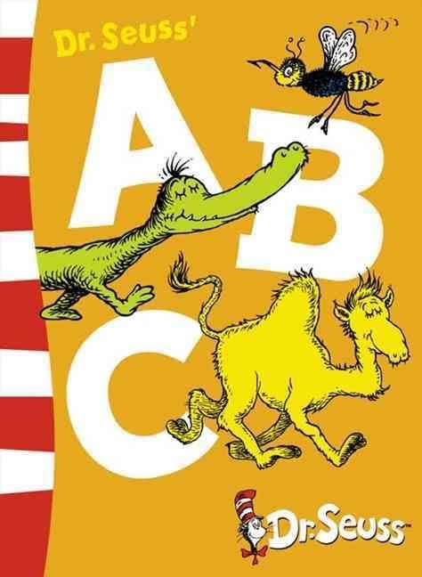 Dr. Seuss's ABC: Blue Back Book