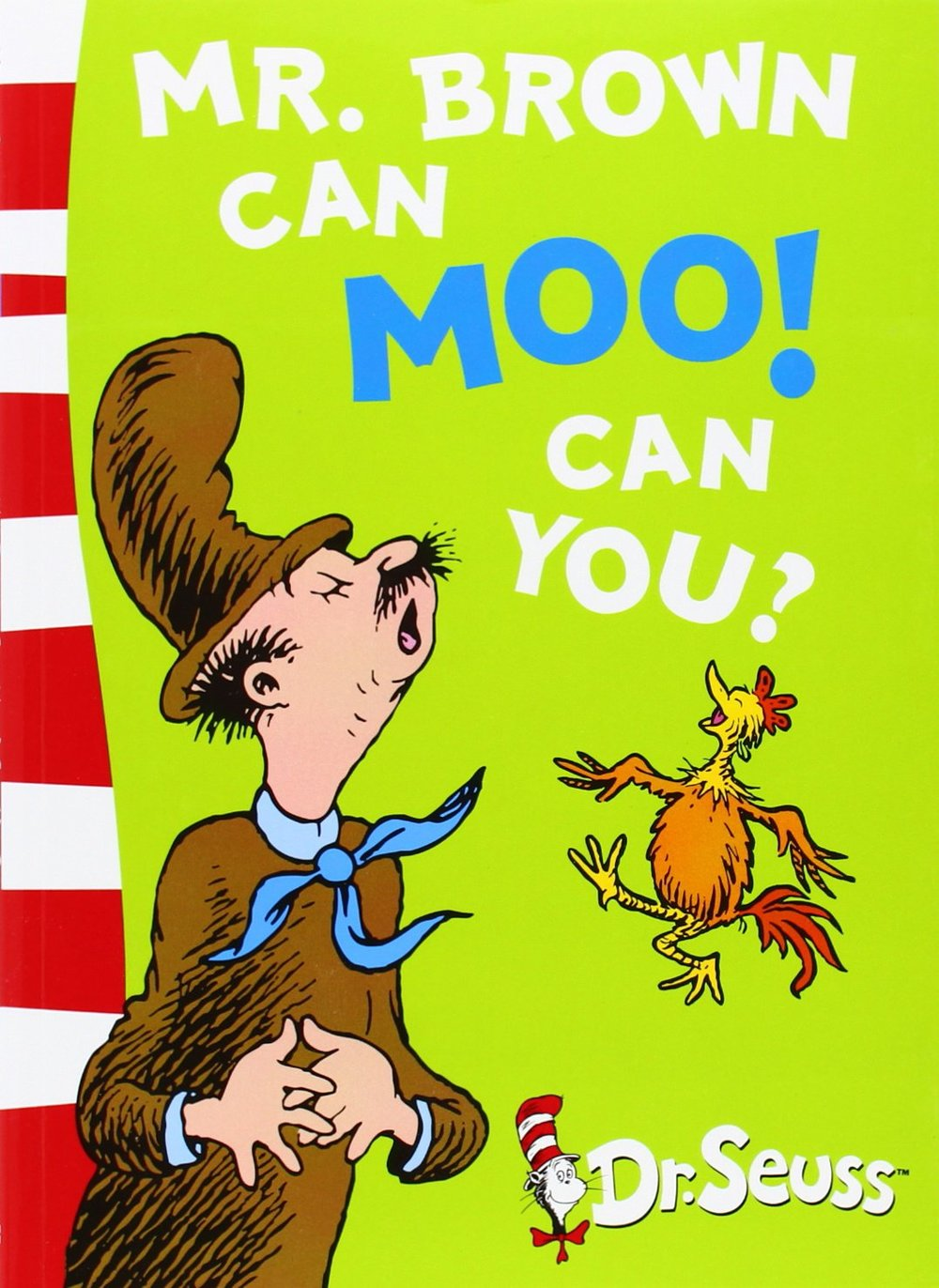 Mr. Brown Can Moo! Can You?: Blue Back Book