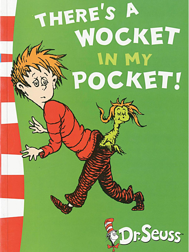 There's a Wocket in My Pocket (Bright & Early Books)