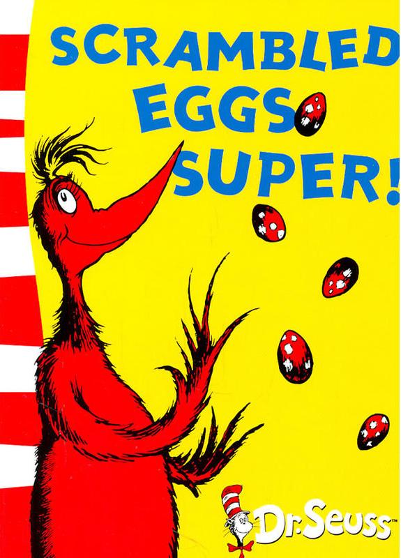 Scrambled Eggs Super! (Dr Seuss Yellow Back Book)