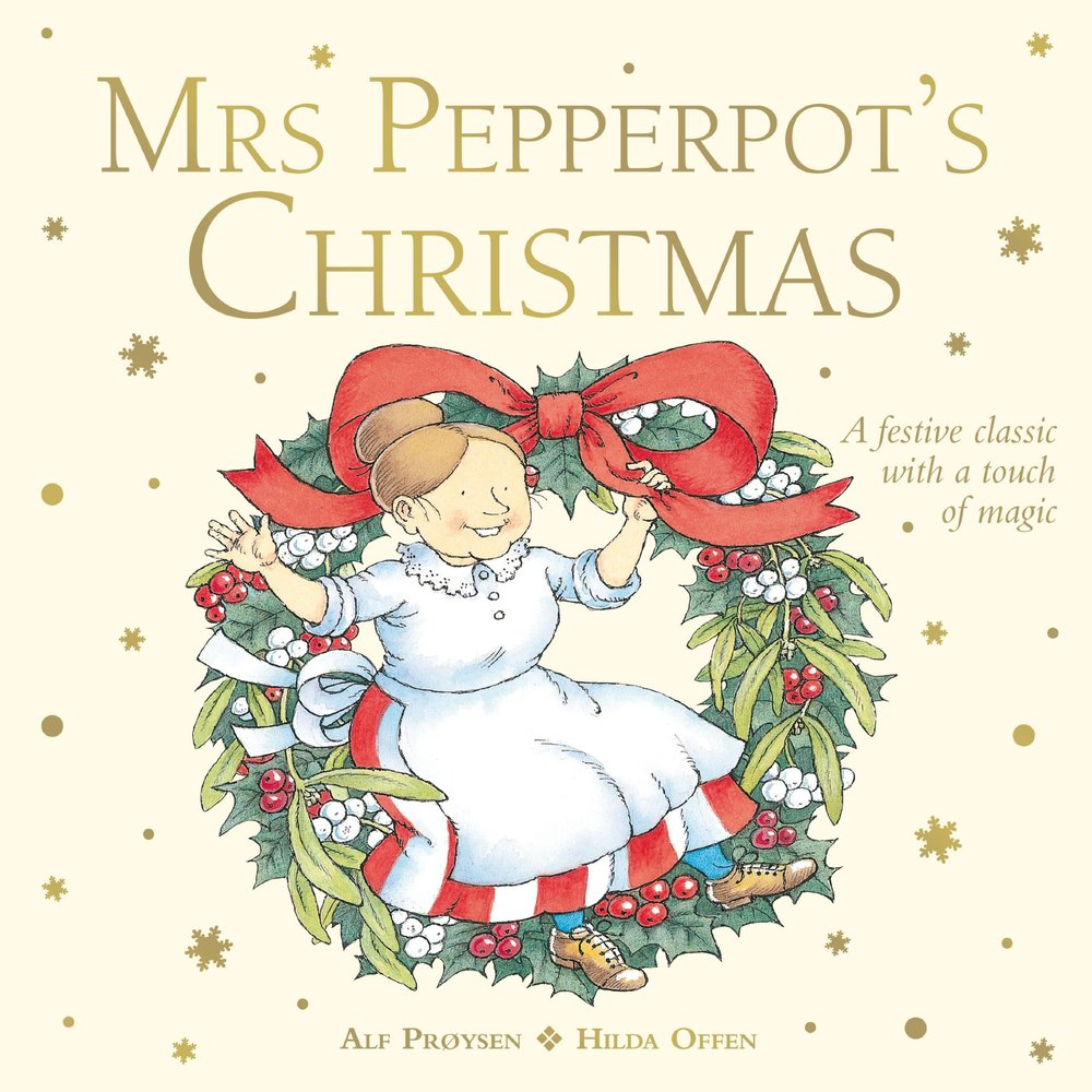 Mrs Pepperpot's Christmas by Alf Proysen (Mrs Pepperpot Picture Books)