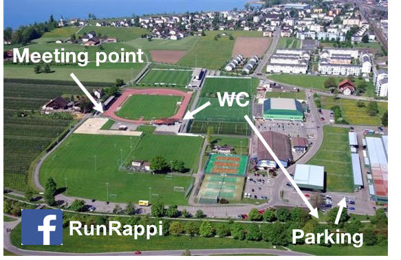 RunRappi Friday Group Meeting Point (English)