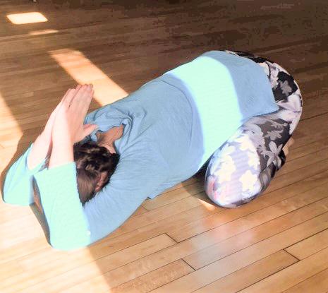 Child Pose -Prayer