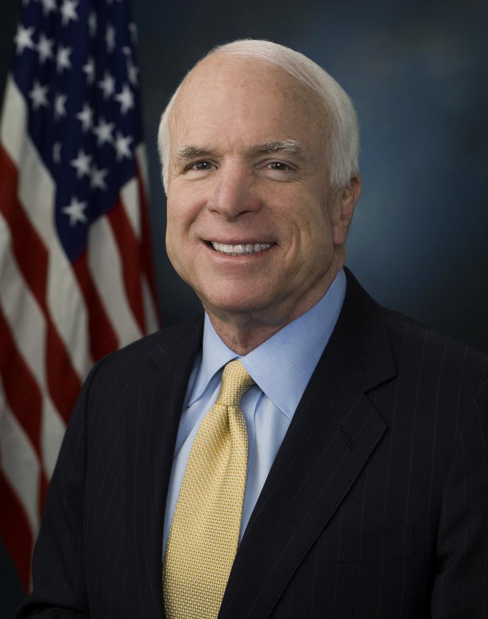 John McCain, AZ