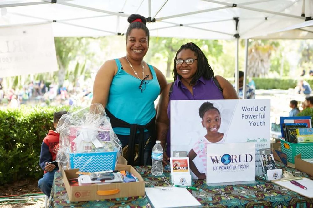 Multi Cultural Family Festival @ William Land Park with CFO Keisha Keith and CEO Ashley Hammock